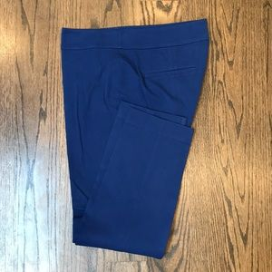 Ann Taylor -Cotton Cropped Pants